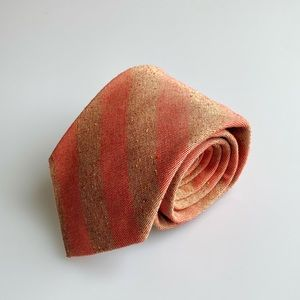 Striped Tie Made in Italy for Billy Reid
